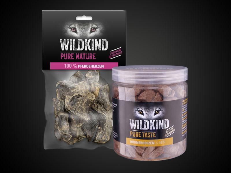 DASFUTTERHAUS WILDKIND Hund Snacks