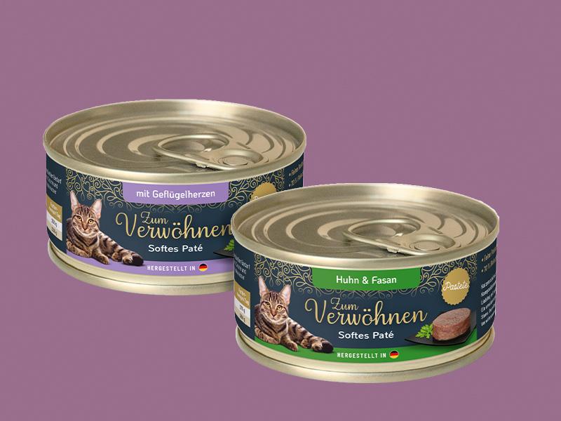 DASFUTTERHAUS Zum Verwöhnen Softes Patés