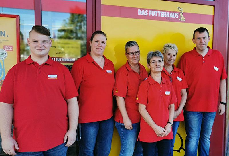 DASFUTTERHAUS-Team in Prenzlau