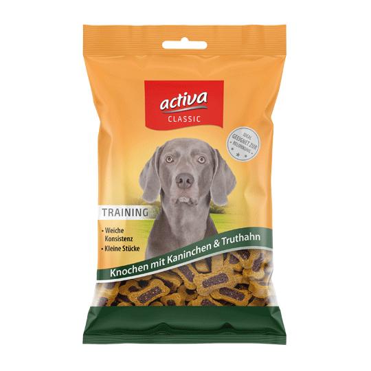 activa classic Hund Trainingssnack