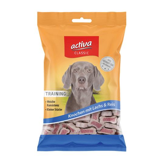 activa classic Hund Trainingssnacks