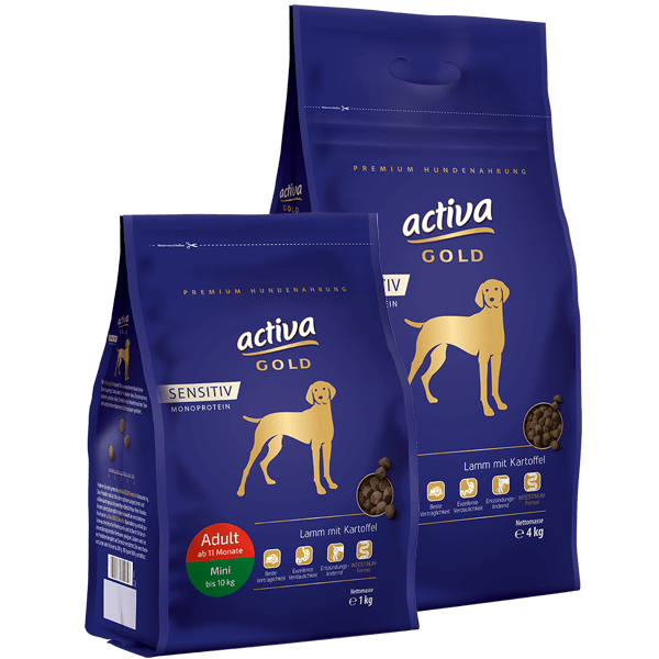 Activa Gold Sensitiv Adult
