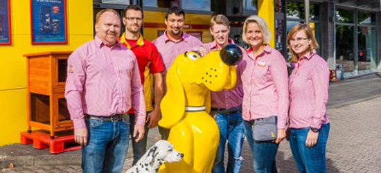 DAS FUTTERHAUS-Team Paderborn