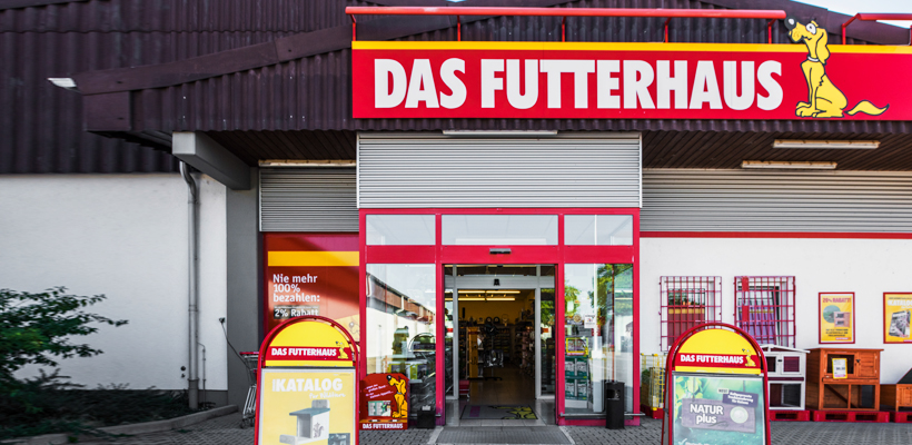 DAS FUTTERHAUS Lampertheim