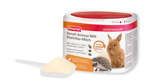 Beaphar Kleintier-Milch bei Das Futterhaus