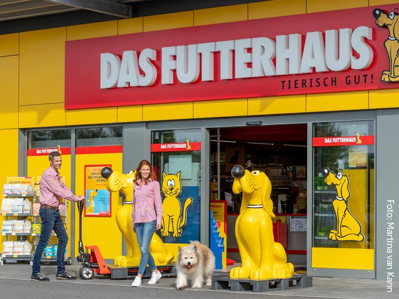 400. DasFutterhaus Markt