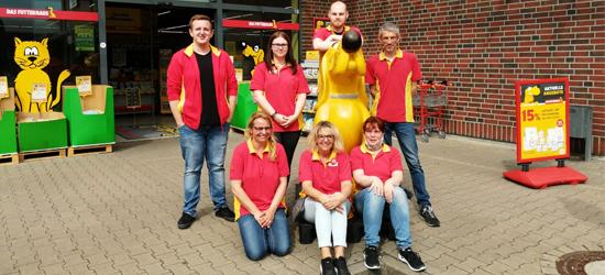 Team von Das Futterhaus Salzgitter Bad