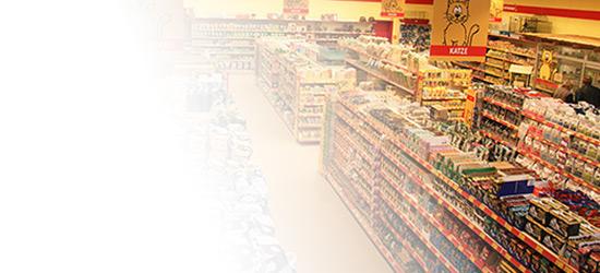 Das Futterhaus Shop-Konzept