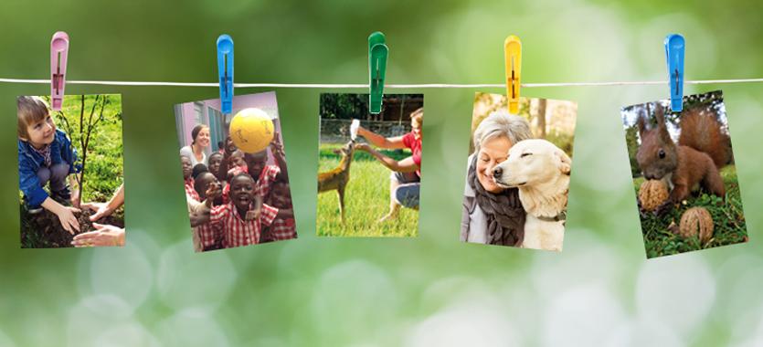 Charity-Aktionen von DAS FUTTERHAUS