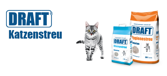 Draft Katzenstreu