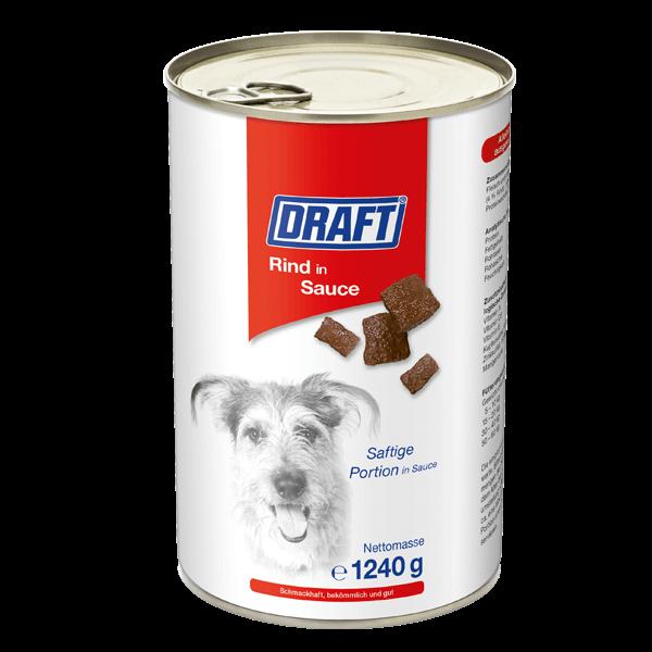 DRAFT Hund Rind in Sauce