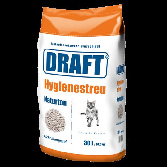 DRAFT Hygienestreu 30 Liter - DAS FUTTERHAUS
