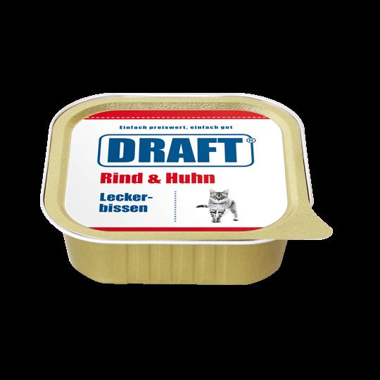 DRAFT Katzennassnahrung Rind-Huhn