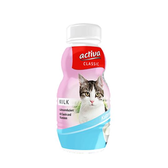 activa Classic Katzenmilch 250ml