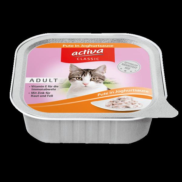 activa CLASSIC Adult Schale Pute Joghurt