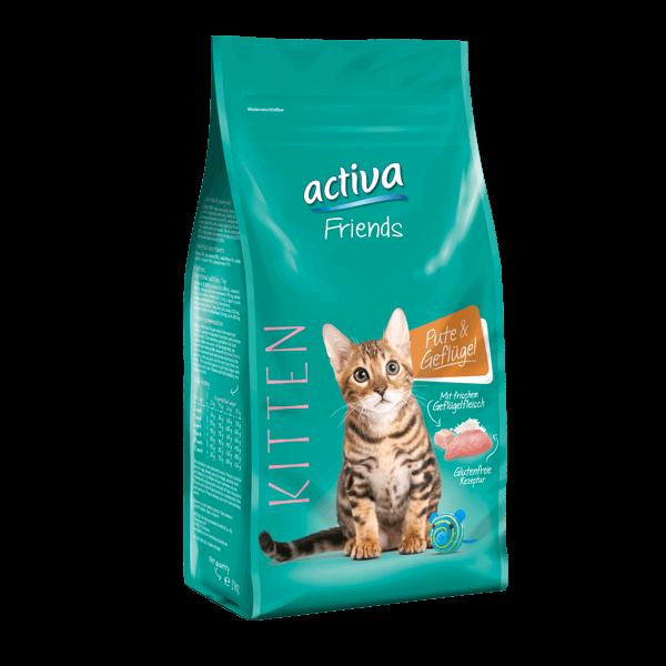 activa Friends Kitten