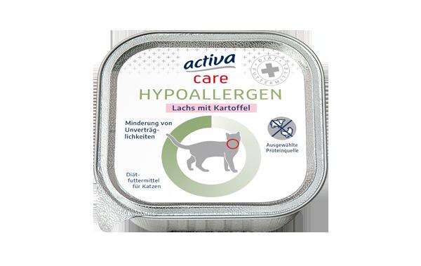 activa care Katze Nassnahrung Hypoallergen