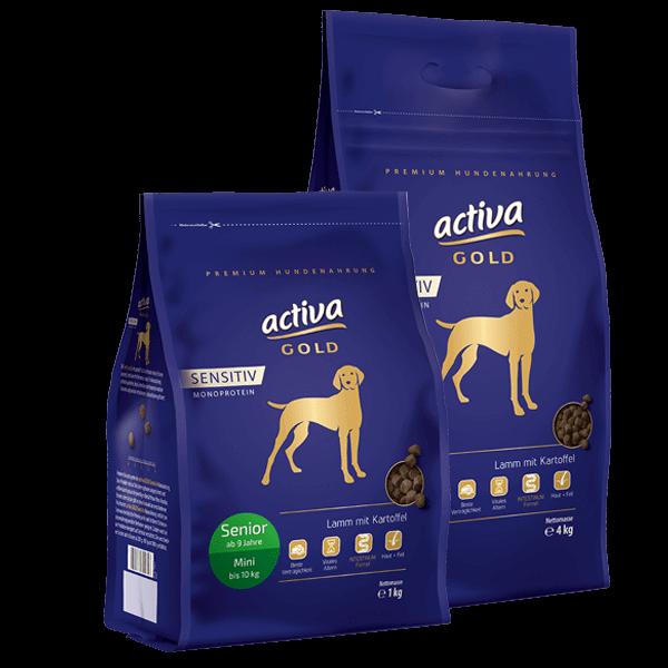 Activa Gold Sensitiv Trockenfutter