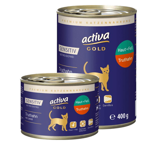 Activa Gold Sensitiv Dose H F