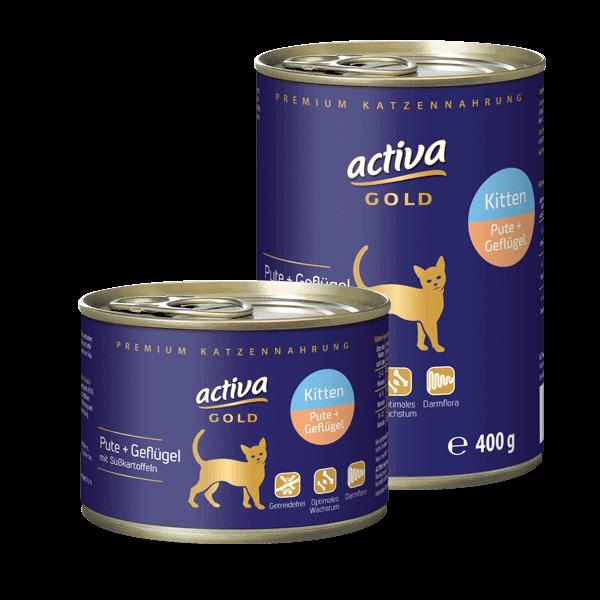 Activa Gold Kitten Dose