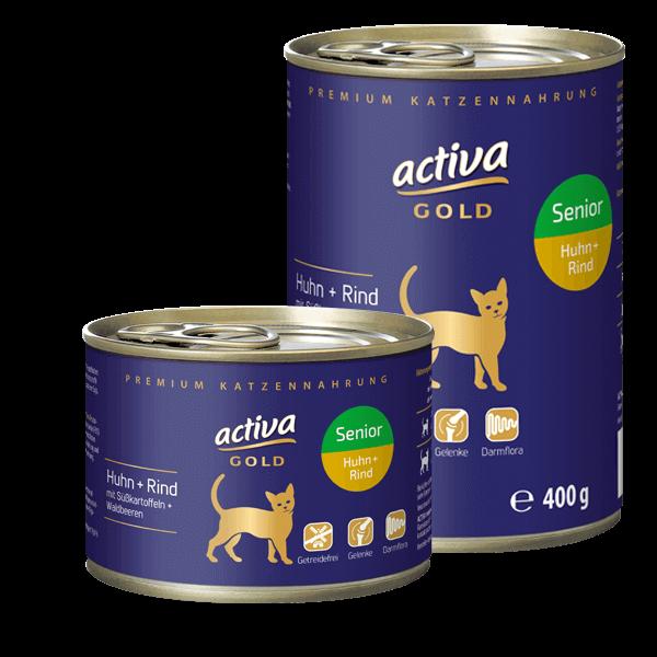 Activa Gold Senior Dose