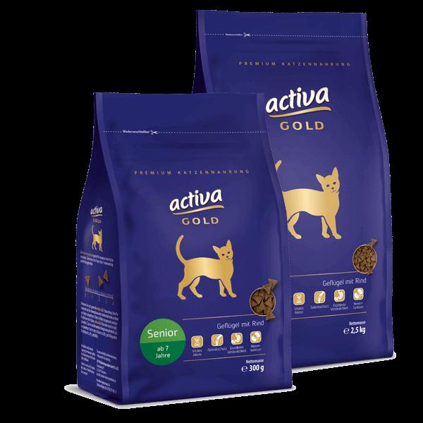 Activa Gold Senior