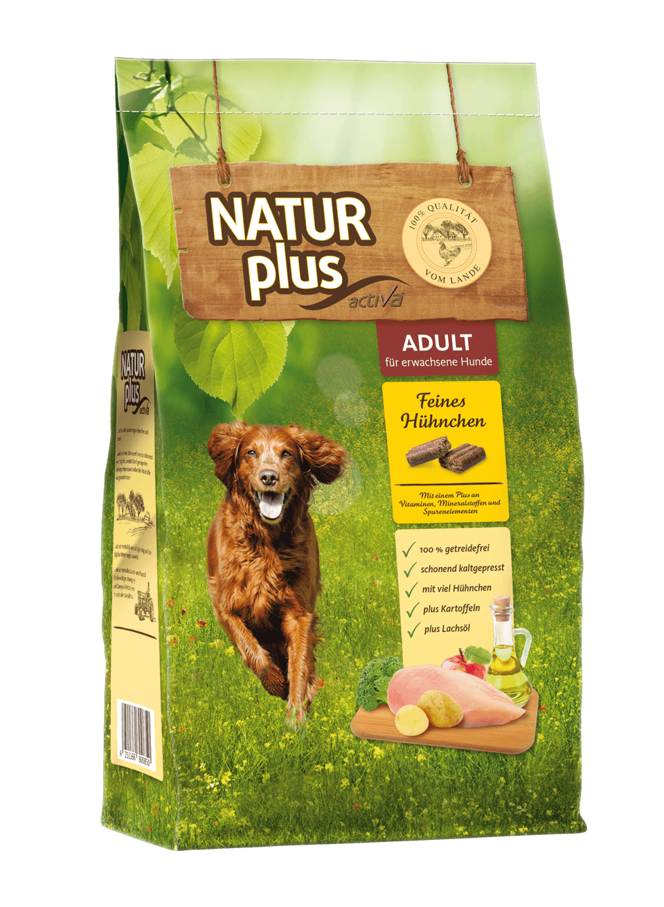 Natur plus Hund Adult
