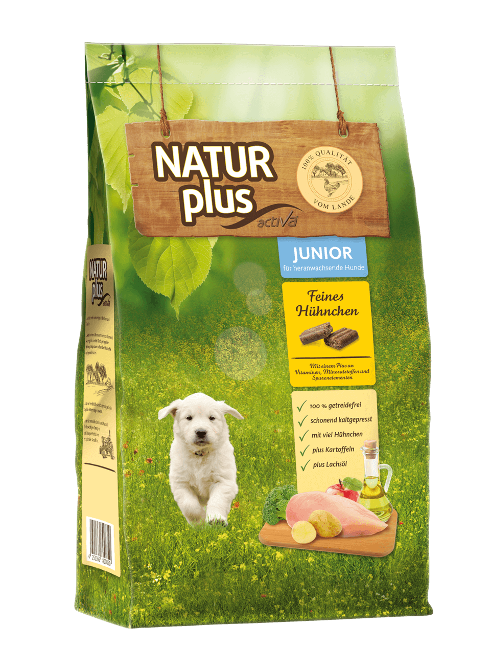 Natur plus Hund Junior