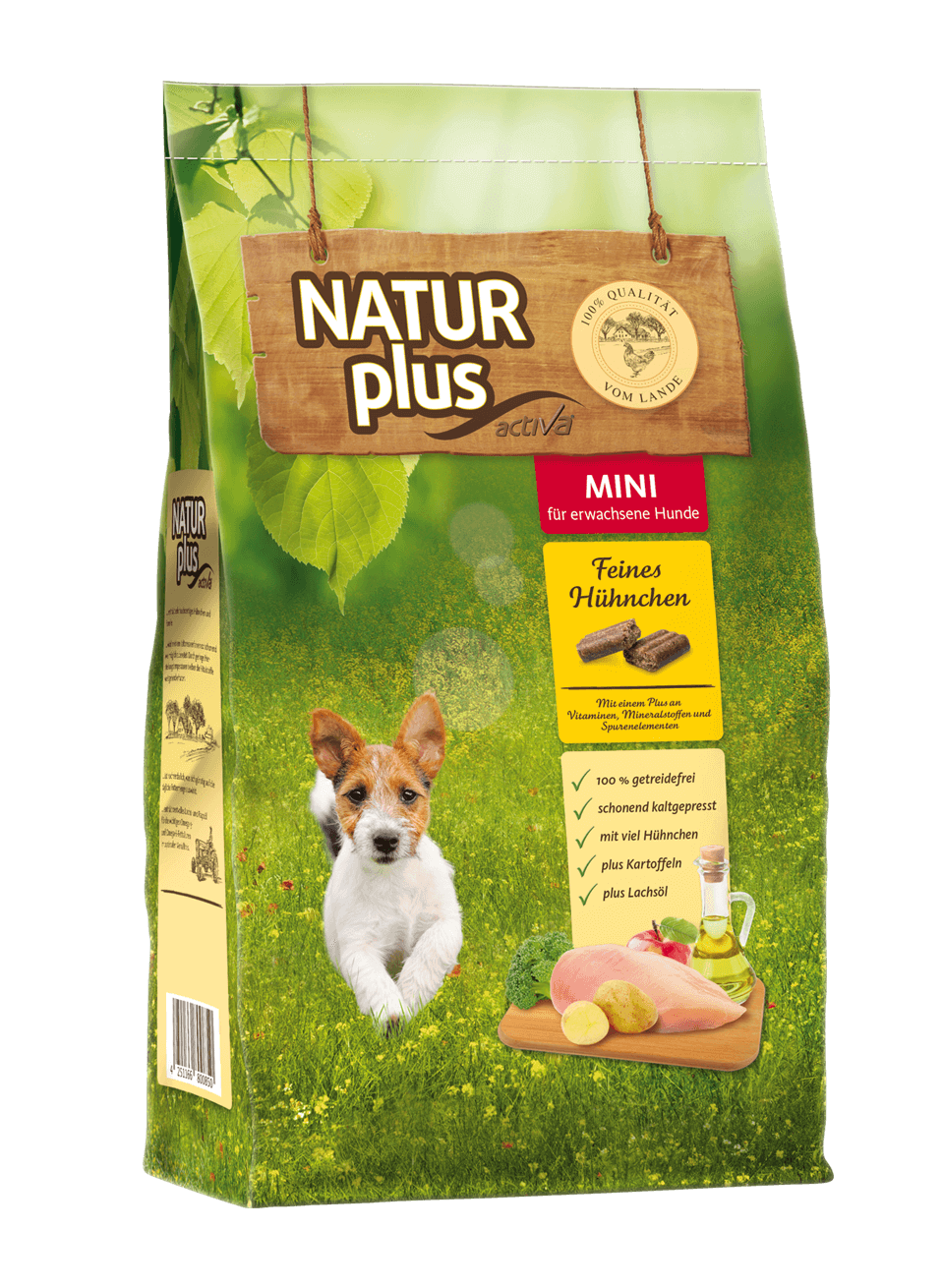 Natur plus Hund Mini