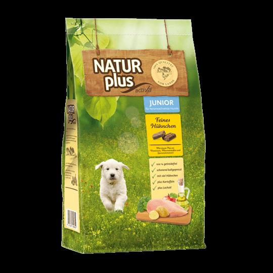Natur plus Hund Junior