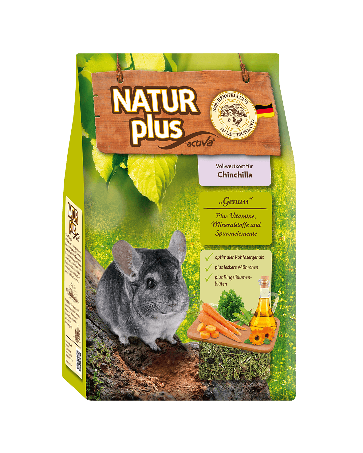 Natur plus Chinchilla