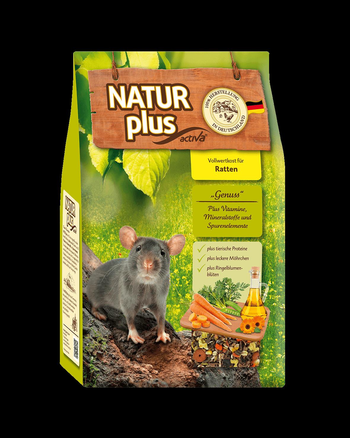 Natur plus Ratten
