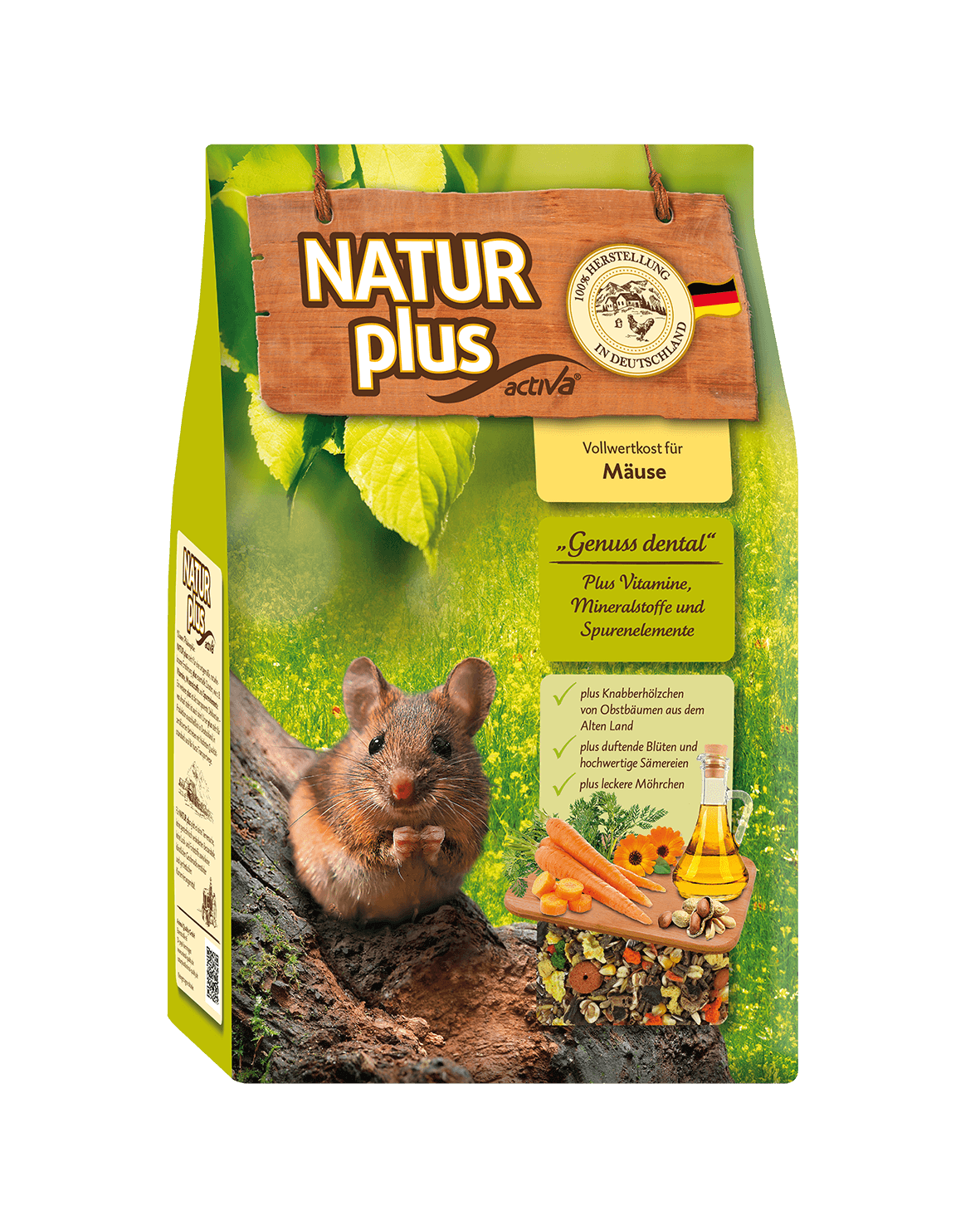 Natur plus Maus