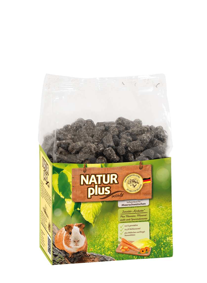 Natur plus MS Sensitiv Krokette