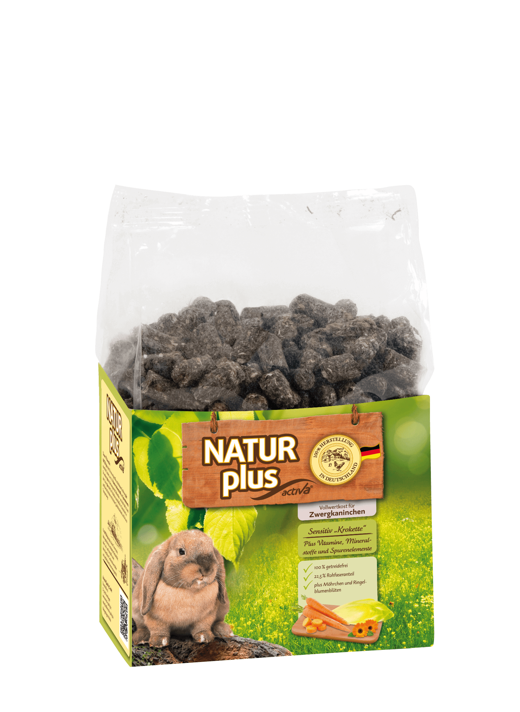 Natur plus ZK Sensitiv Krokette