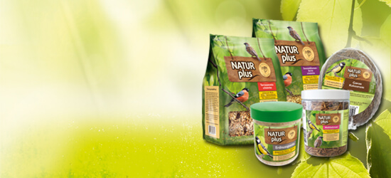 Natur Plus Wildvogelfutter