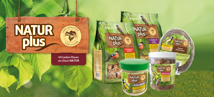 Natur Plus Wildvogel Produkte