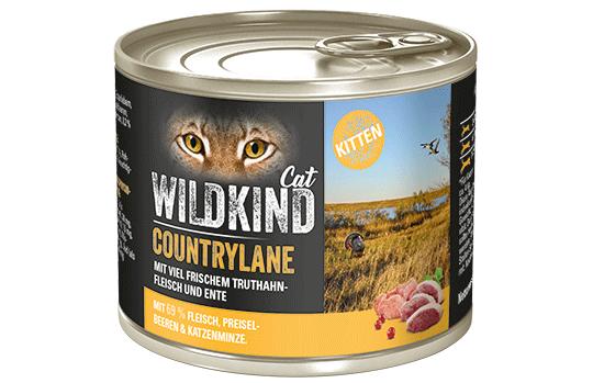 WILDKIND Cat COUNTRYLANE Kitten Truthahn und Ente