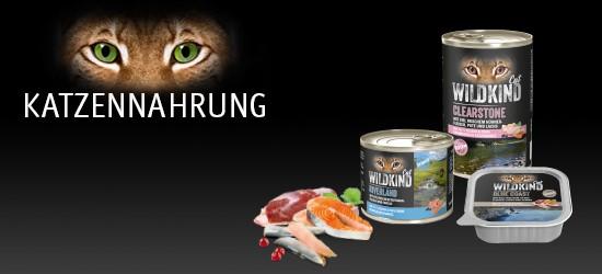 WILDKIND Cat Nassnahrung bei DAS FUTTERHAUS