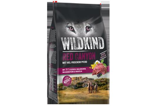 Wildkind Red Canyon Pferd