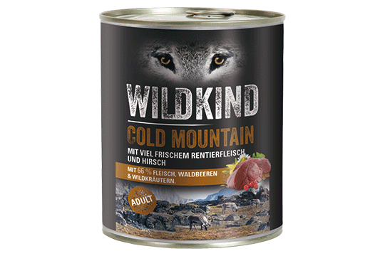 Wildkind Cold Mountain 800g Dose
