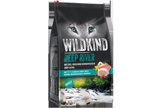 Wildkind Deep River Hundefutter