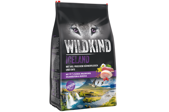 Wildkind Senior Iceland