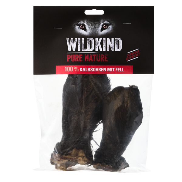 Wildkind Pure Nature Kalbsohren