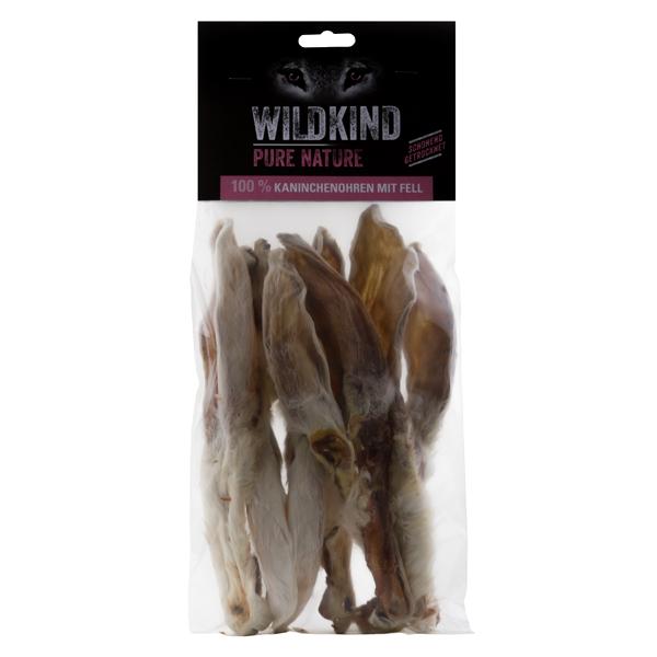 Wildkind Pure Nature Kaninchenohren Fell
