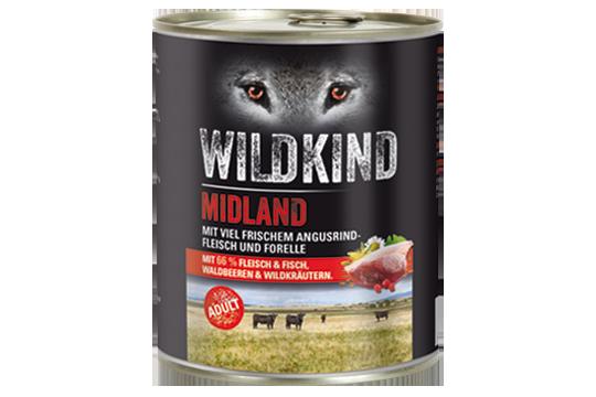 Wildkind Midland 800g Dose