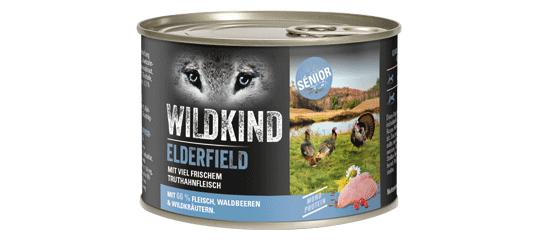 Wildkind Elderfield 200g Dose