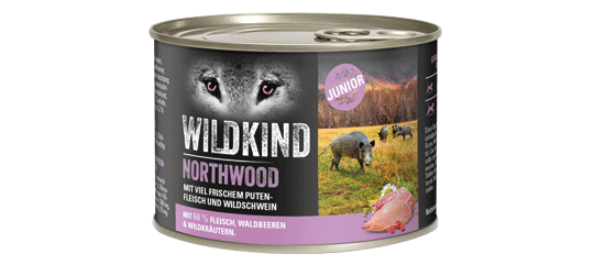 Wildkind Northwood 200g Dose