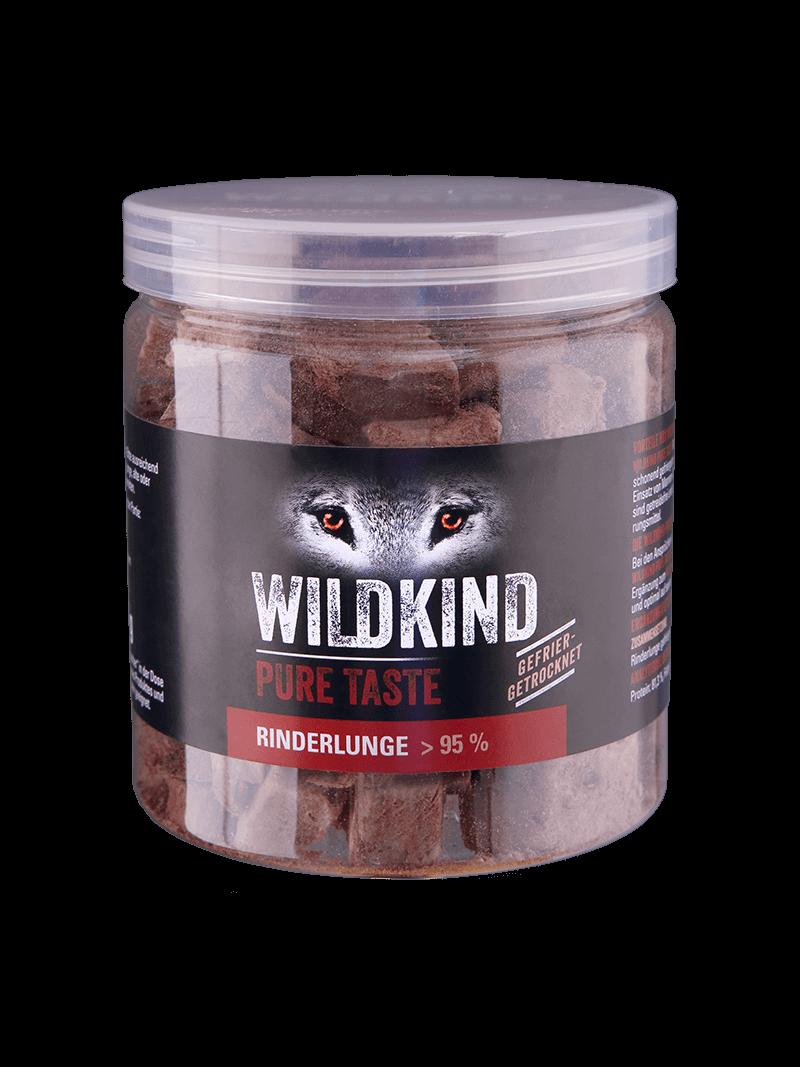 Wildkind Pure Taste Rinderlunge