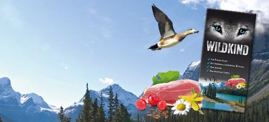 Wildkind Tiernahrung Flyer